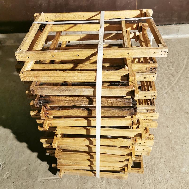 brugte rammer til biavl