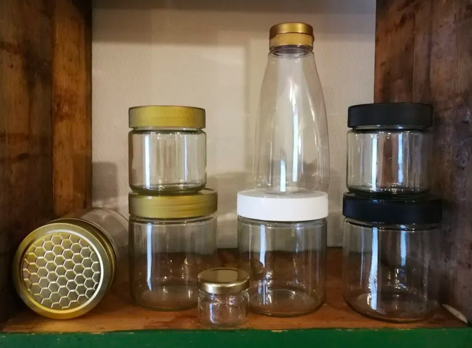 Honningemballage